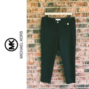 { MICHAEL KORS } NWOT Black Skinny Legging Pants